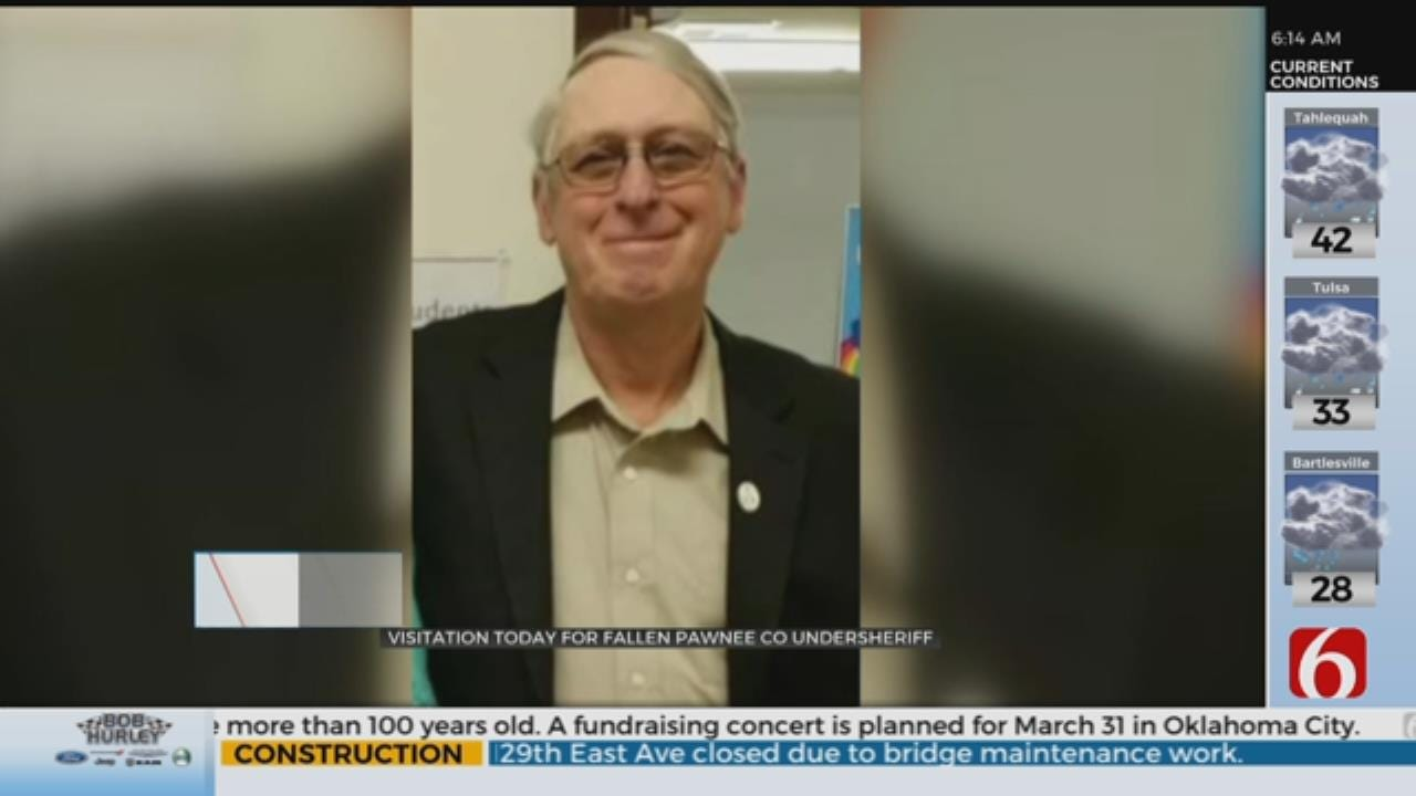 Pawnee County Undersheriff Remembered