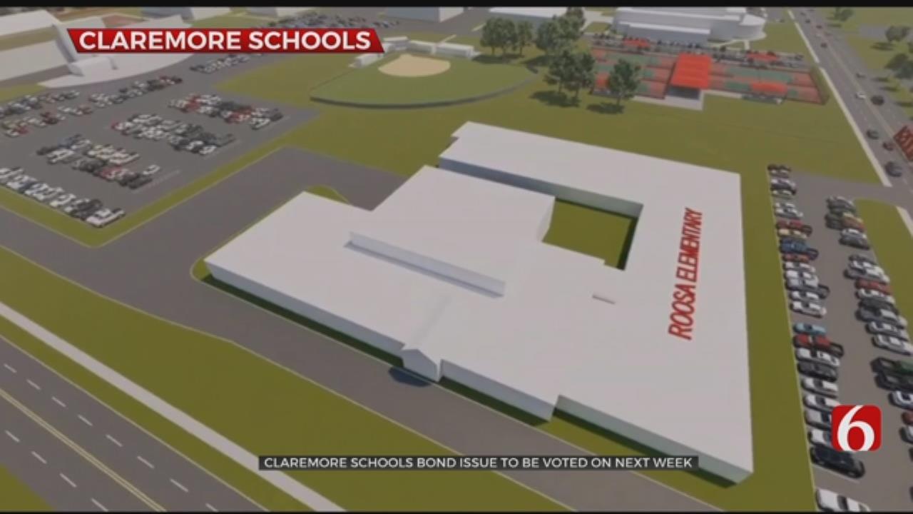 Claremore Voting On Public School Bonds March 5th