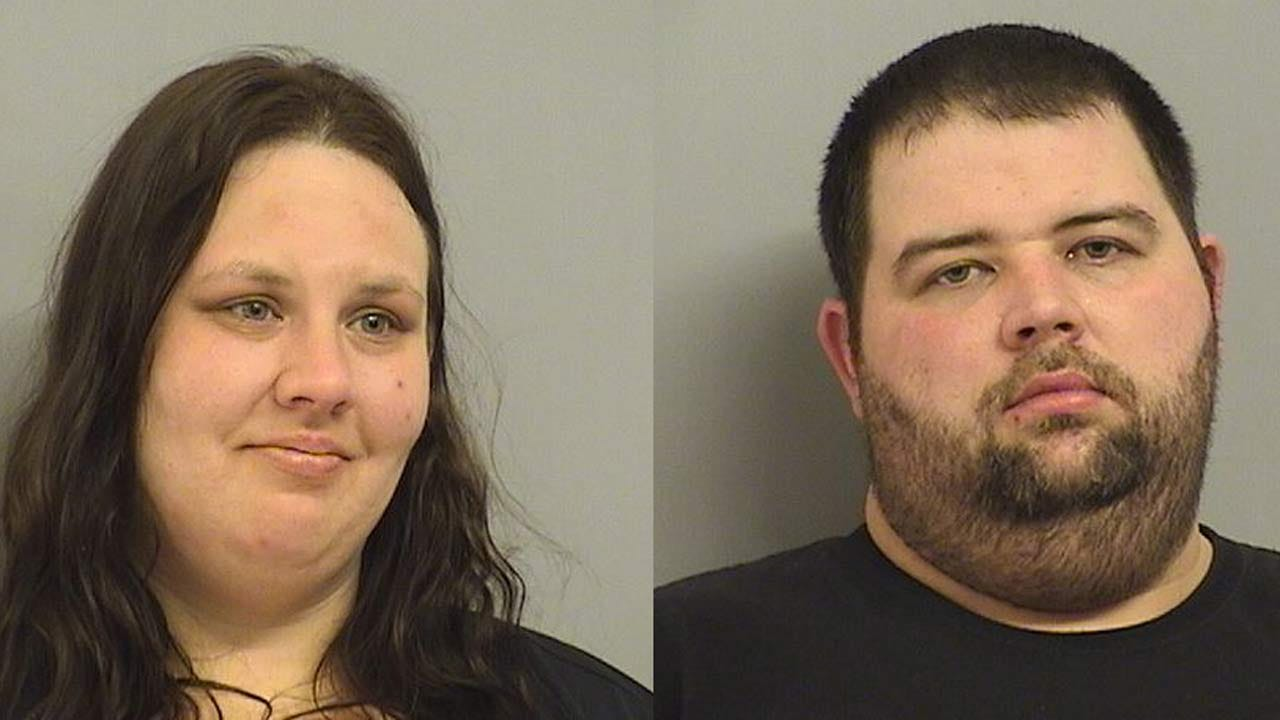 Tulsa Couple Faces Child Endangerment, Drug Charges