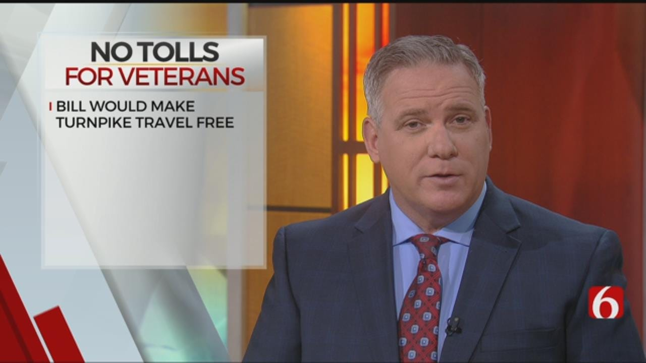 Bill Allowing Some Veterans Free Turnpike Travel Being Considered