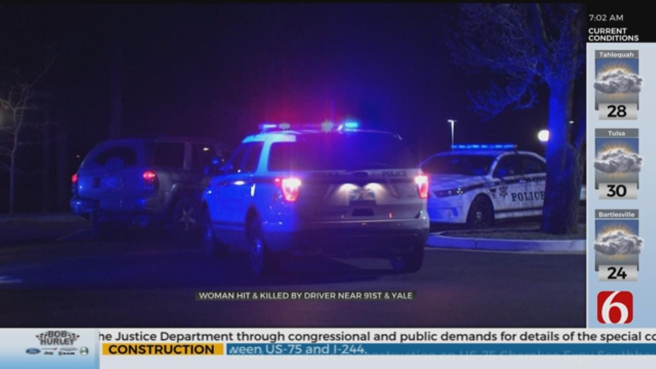 1 Person Is Dead After Being Hit By A Car