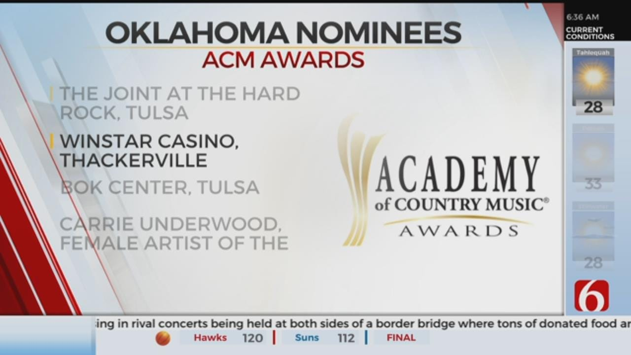 Several Oklahoma Music Venues Nominated For Awards