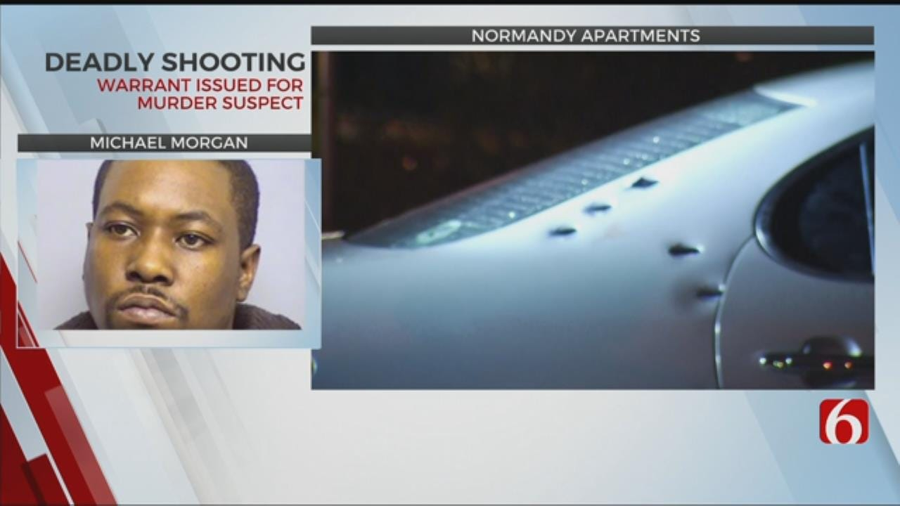 Suspect Identified In Deadly Tulsa Shooting