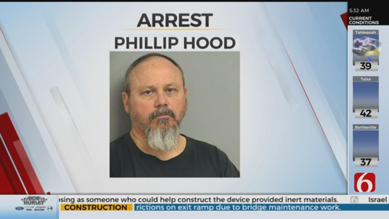 Man Arrested On Complaints Of Prostitution With A Child