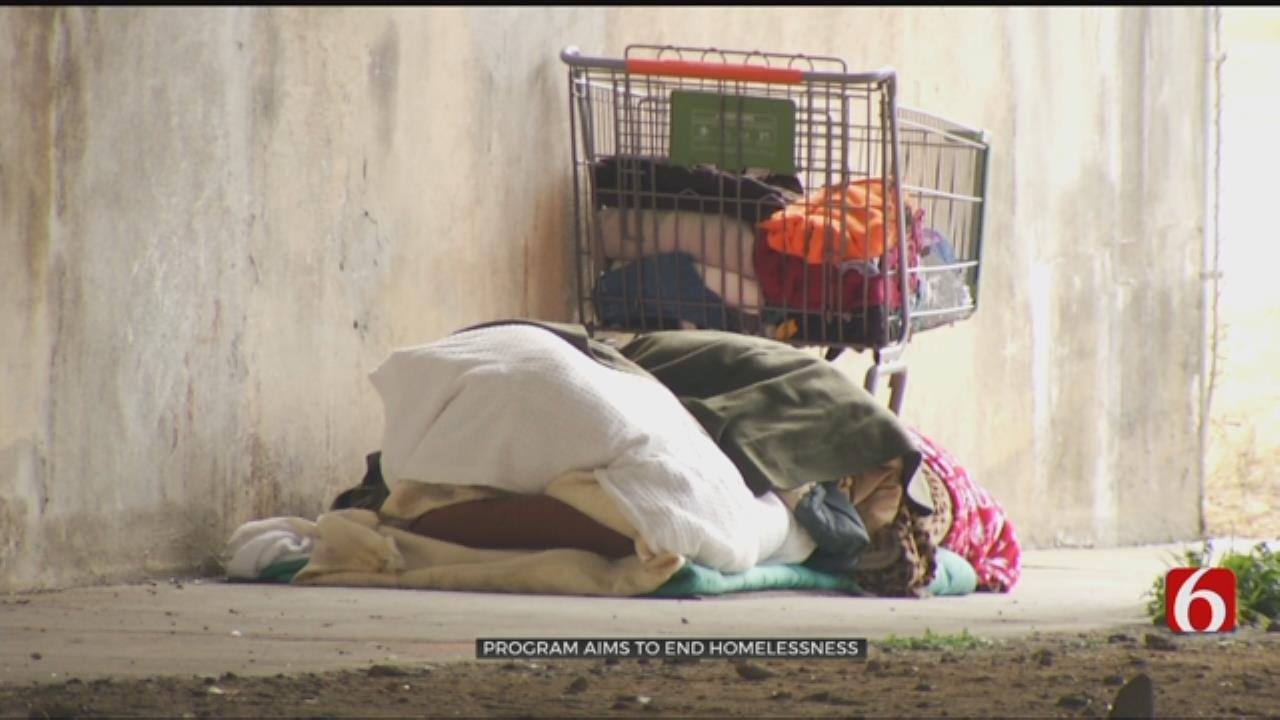 Unprecedented Effort Launched To Give Tulsa Homeless A Way Home