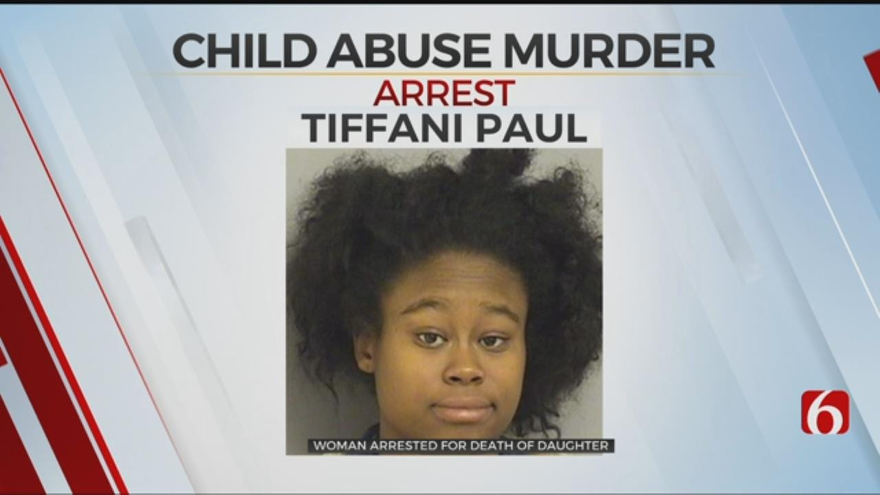 Mother Accused Of Tulsa Child Abuse Murder Is Pregnant Again