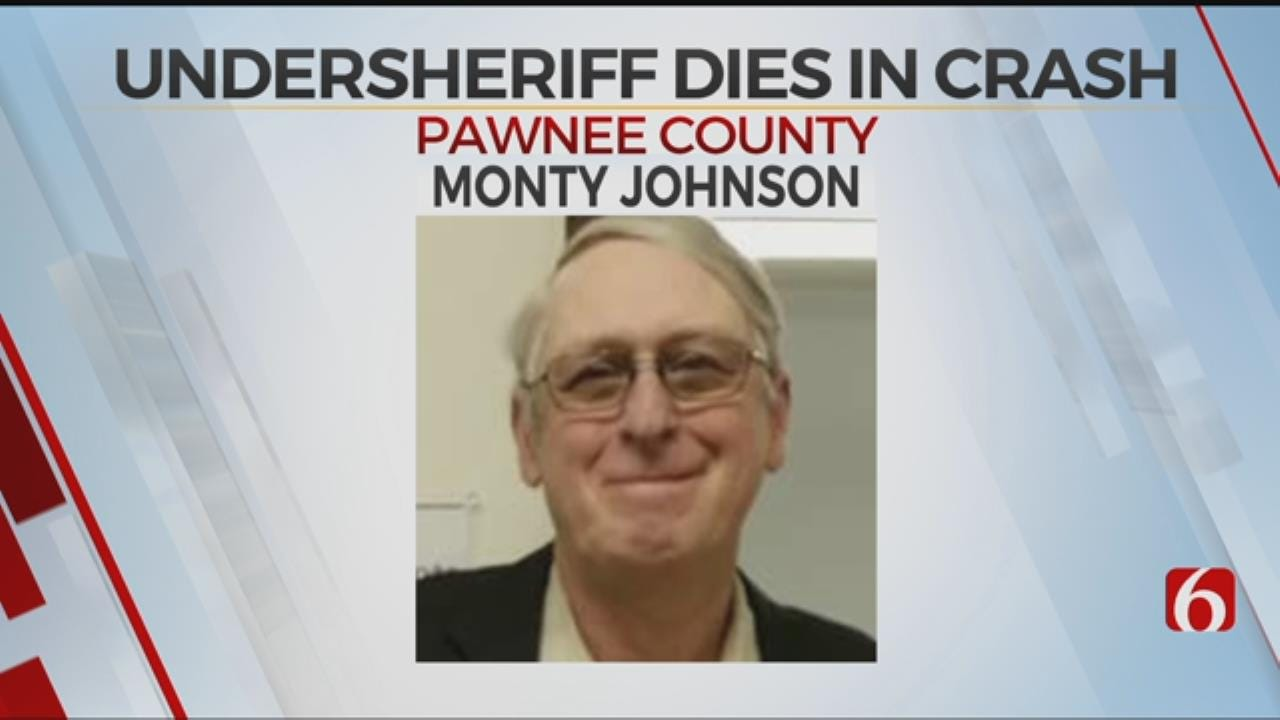 Pawnee County Undersheriff Killed In Car Crash