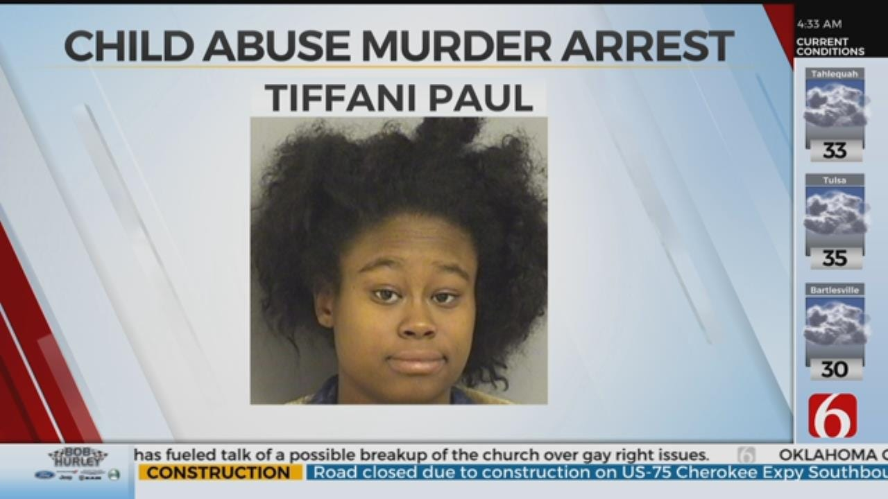 Mother Arrested On Accusations of Child Abuse Murder