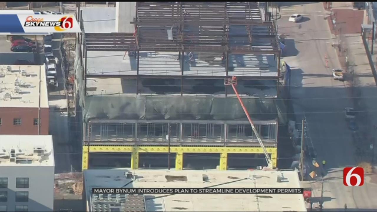 City Of Tulsa Announces Plans To Speed Up Building Permit Process