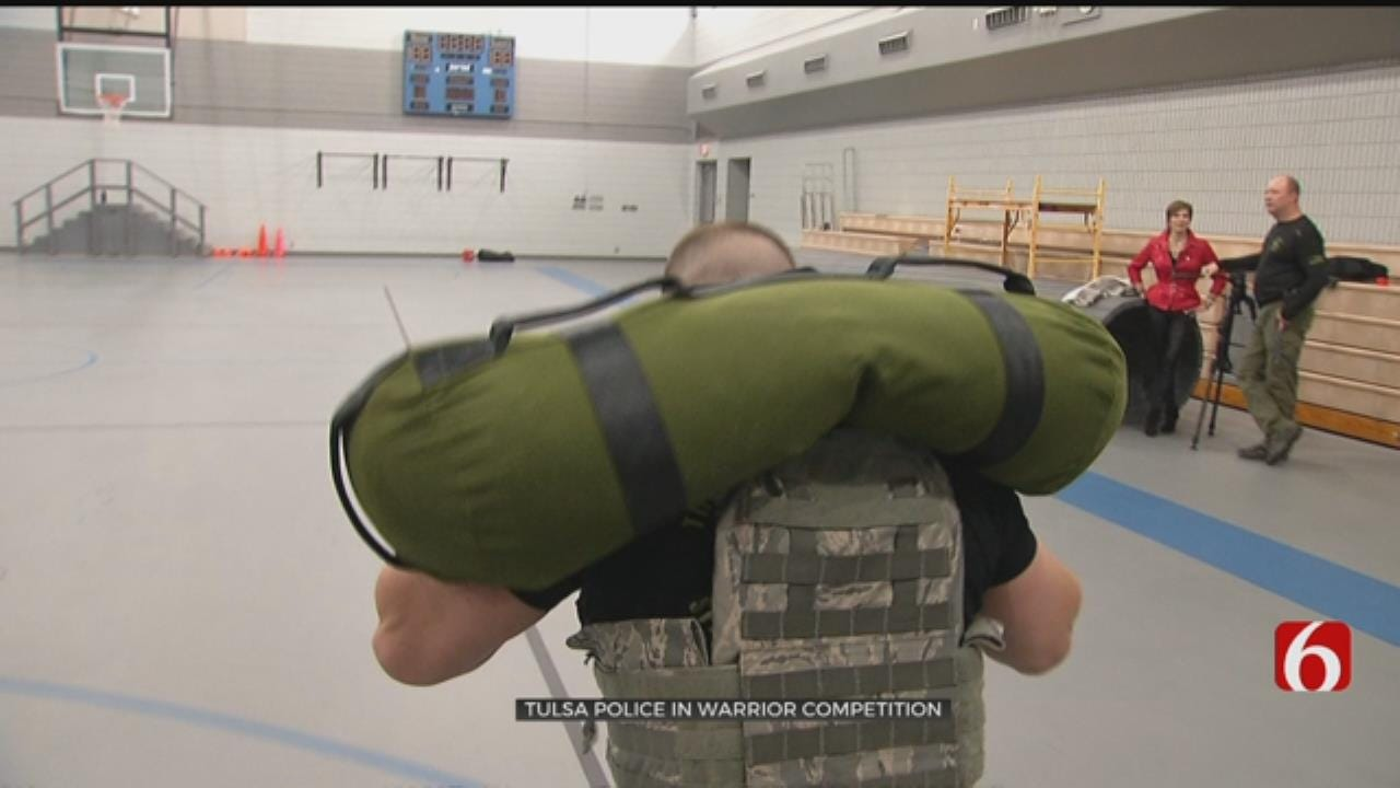 Tulsa Special Ops Team Holding Fundraiser For International SWAT Competition