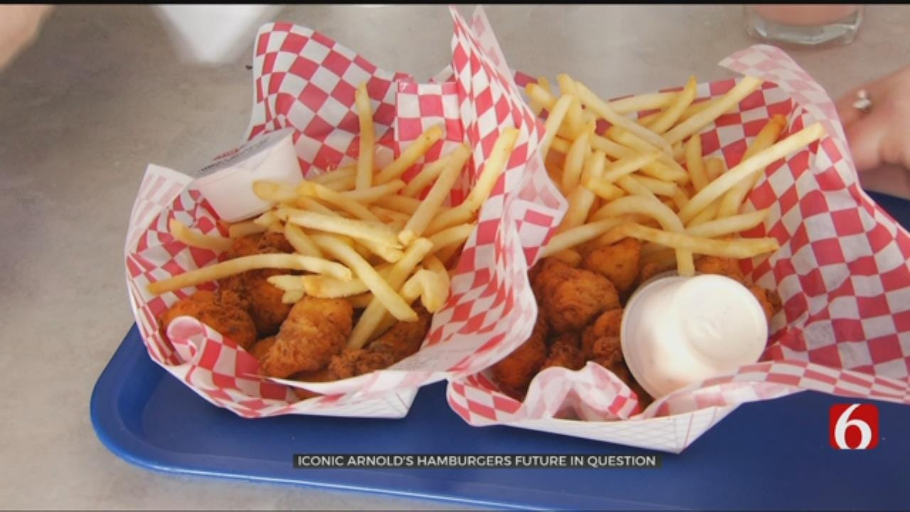 Arnold's Old Fashioned Hamburgers To Close, Hopes To Re-Open In New Location
