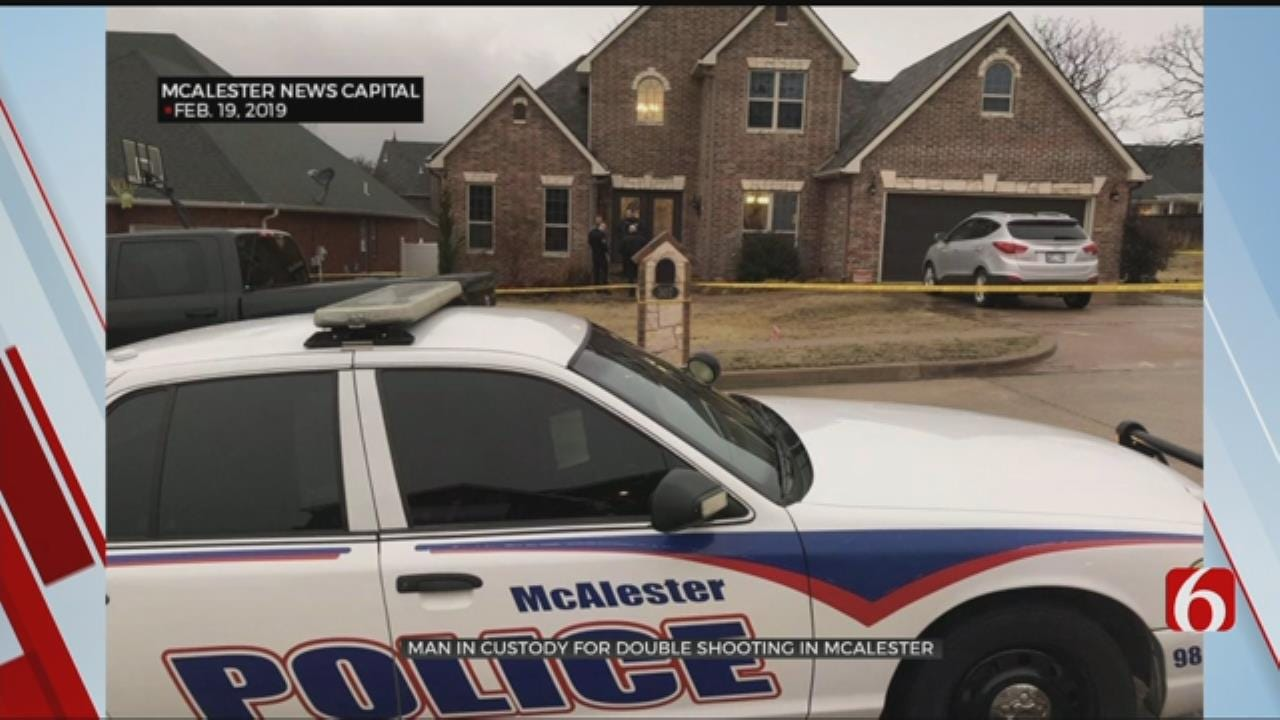Grandmother, Teen Wounded In McAlester Double Shooting