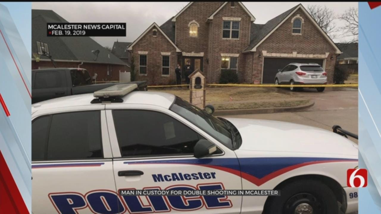 2 Injured In McAlester Double Shooting