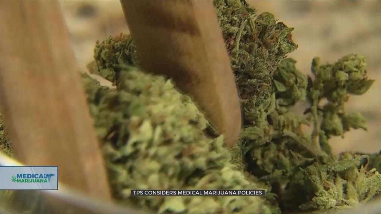 Tulsa Public Schools Proposes New Medical Marijuana Policy