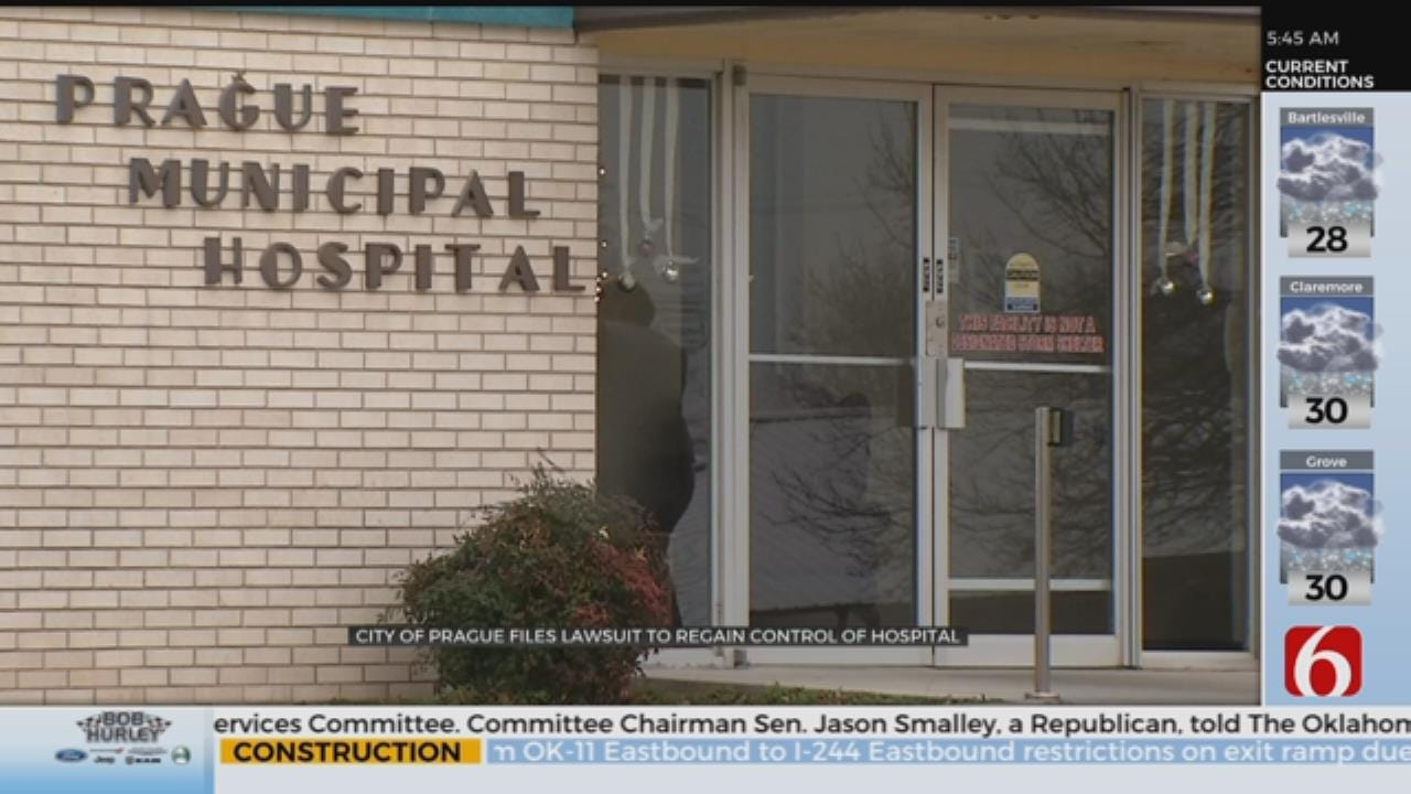 City Of Prague Continues Fight Against Hospital Owner