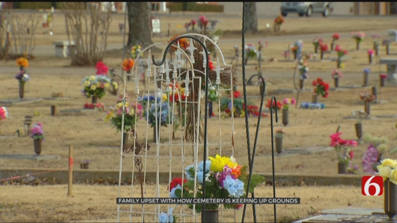 Green Hill Cemetery Addresses Concerns Over Grounds-keeping