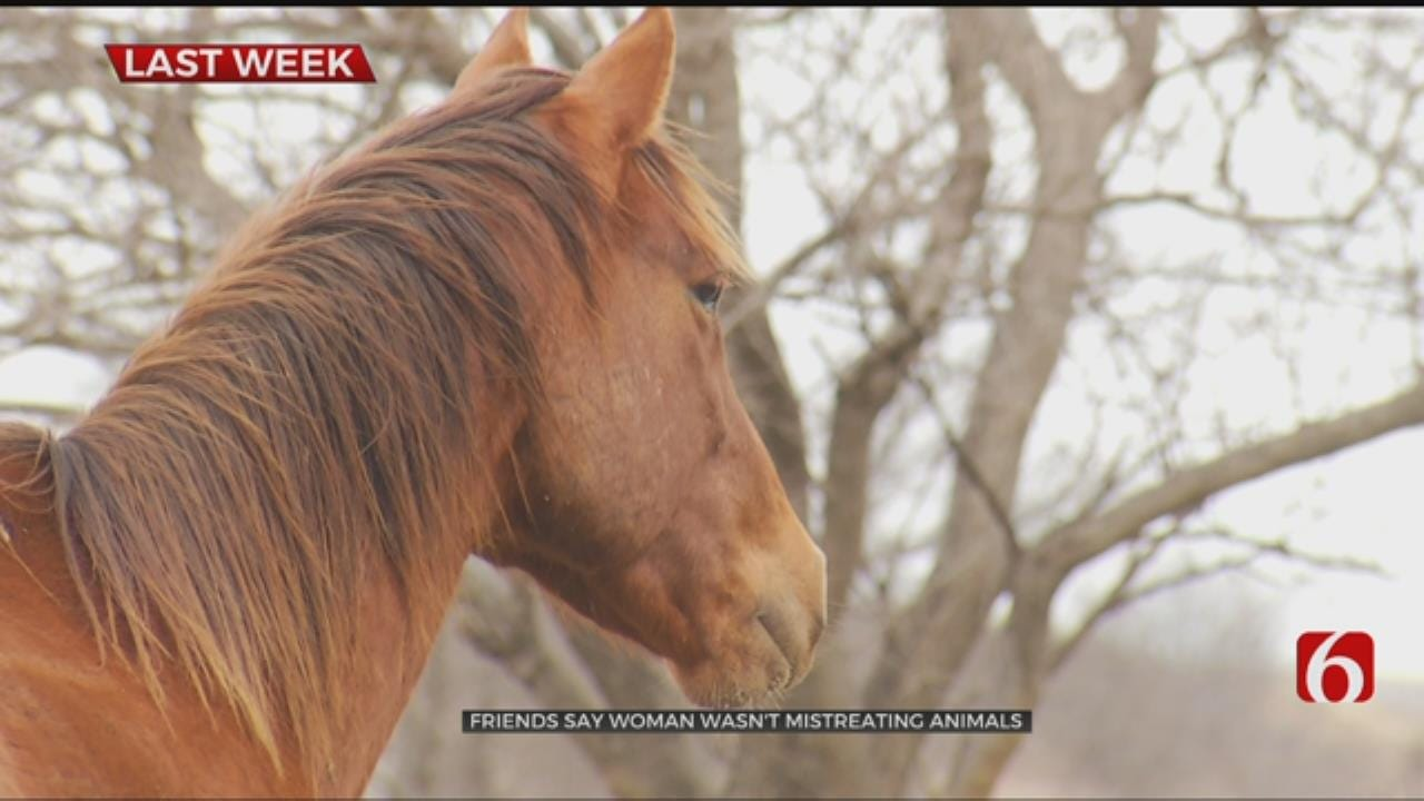 Skiatook Woman Hopes To Reclaim Some Of The Animals Seized By Deputies