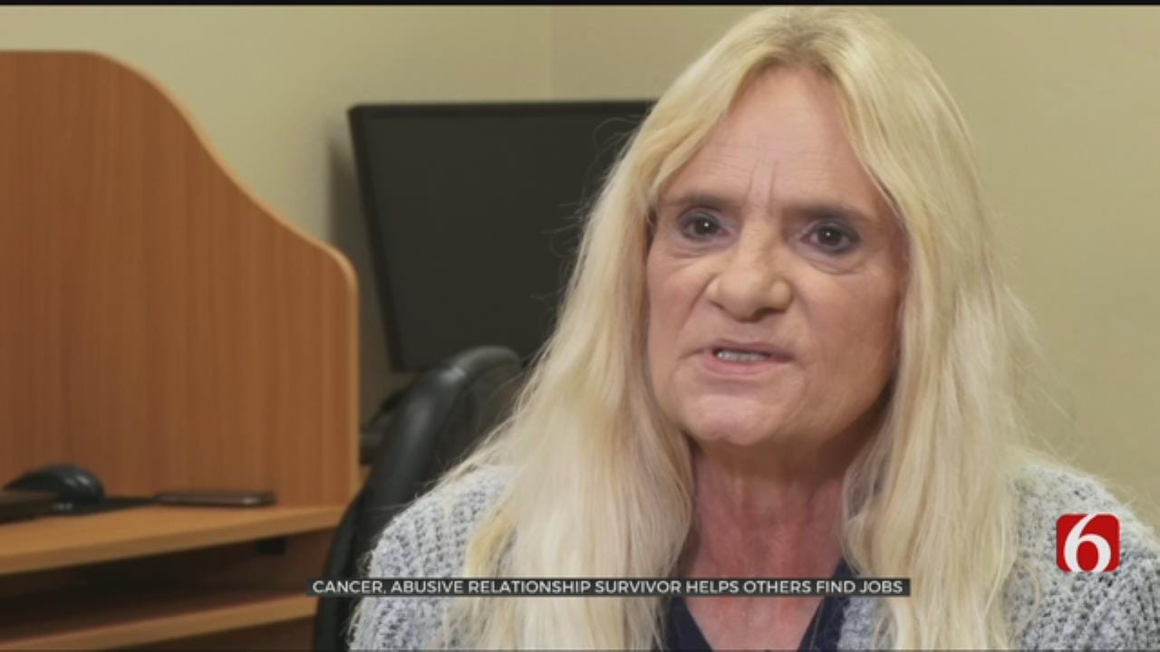 Oklahoma Woman Gives Back After Surviving Cancer, Abuse