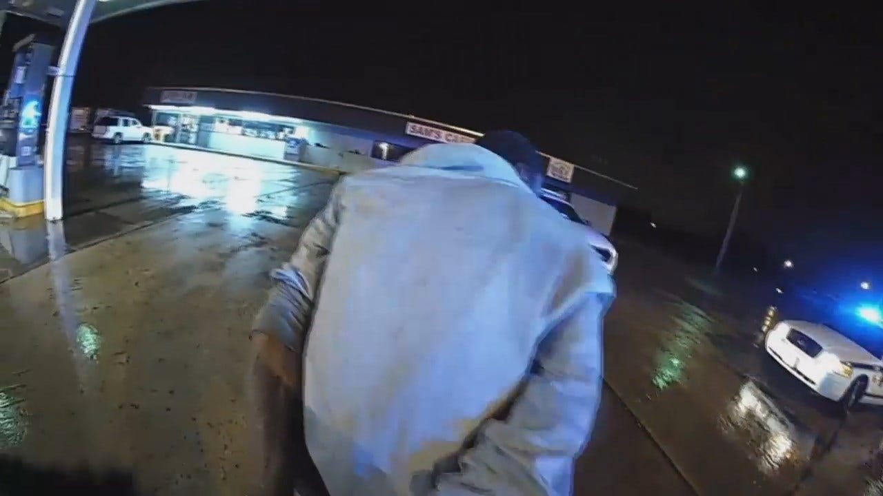 WATCH: Bodycam Video From Kidnapping/Auto Theft Arrest
