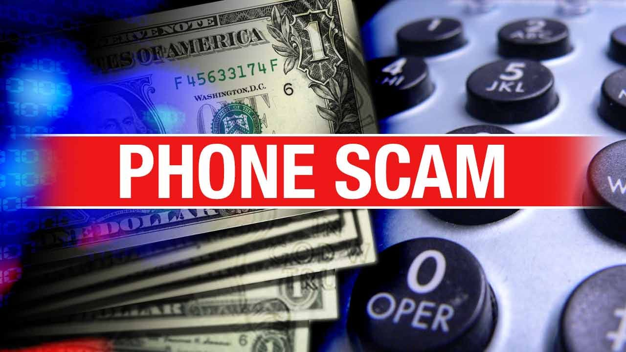 Muskogee County Sheriff's Office Issues Warning About Phone Scam
