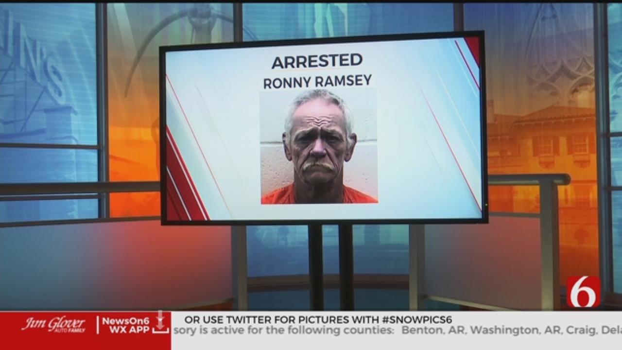 Ada Man Arrested On Child Pornography Complaints