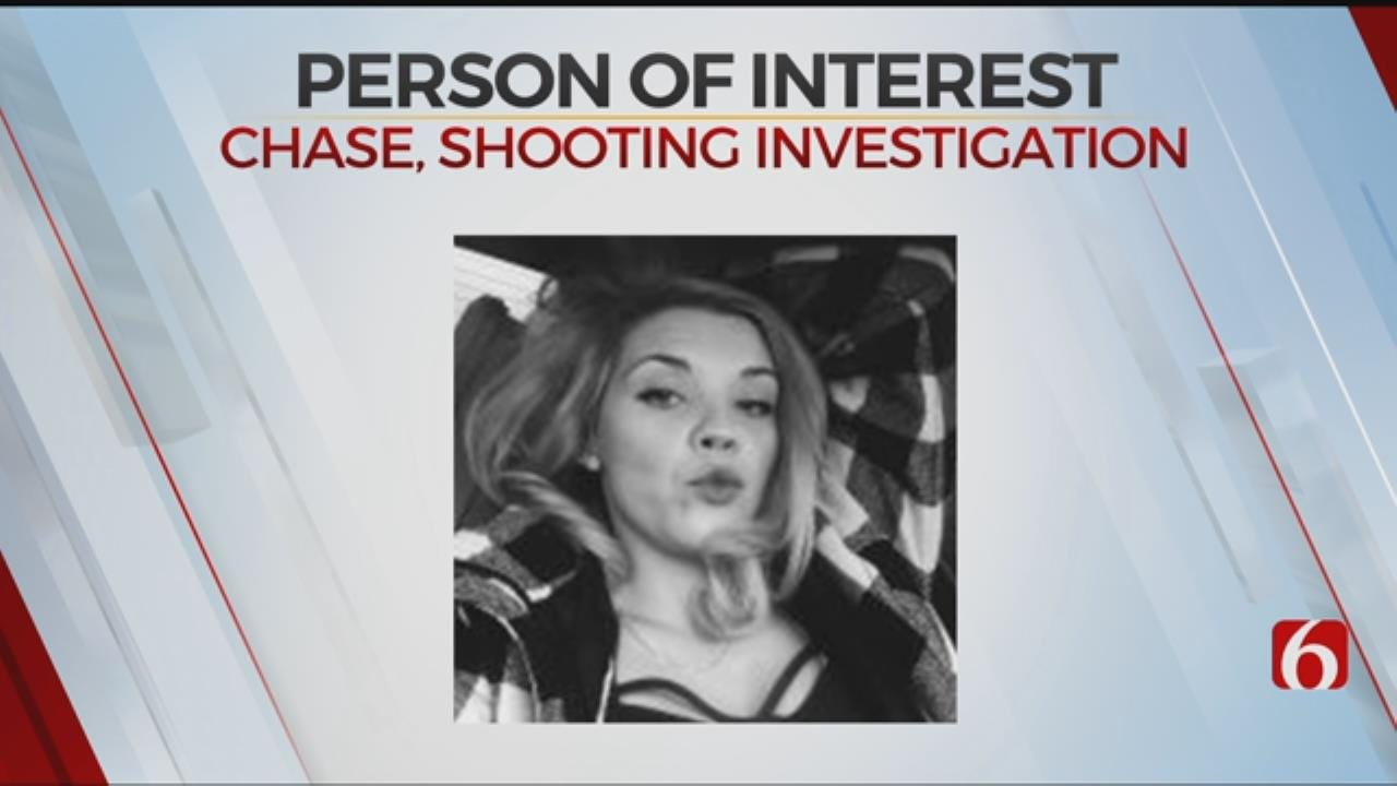 Woman Sought In Connection To Rogers County Officer-Involved Shooting