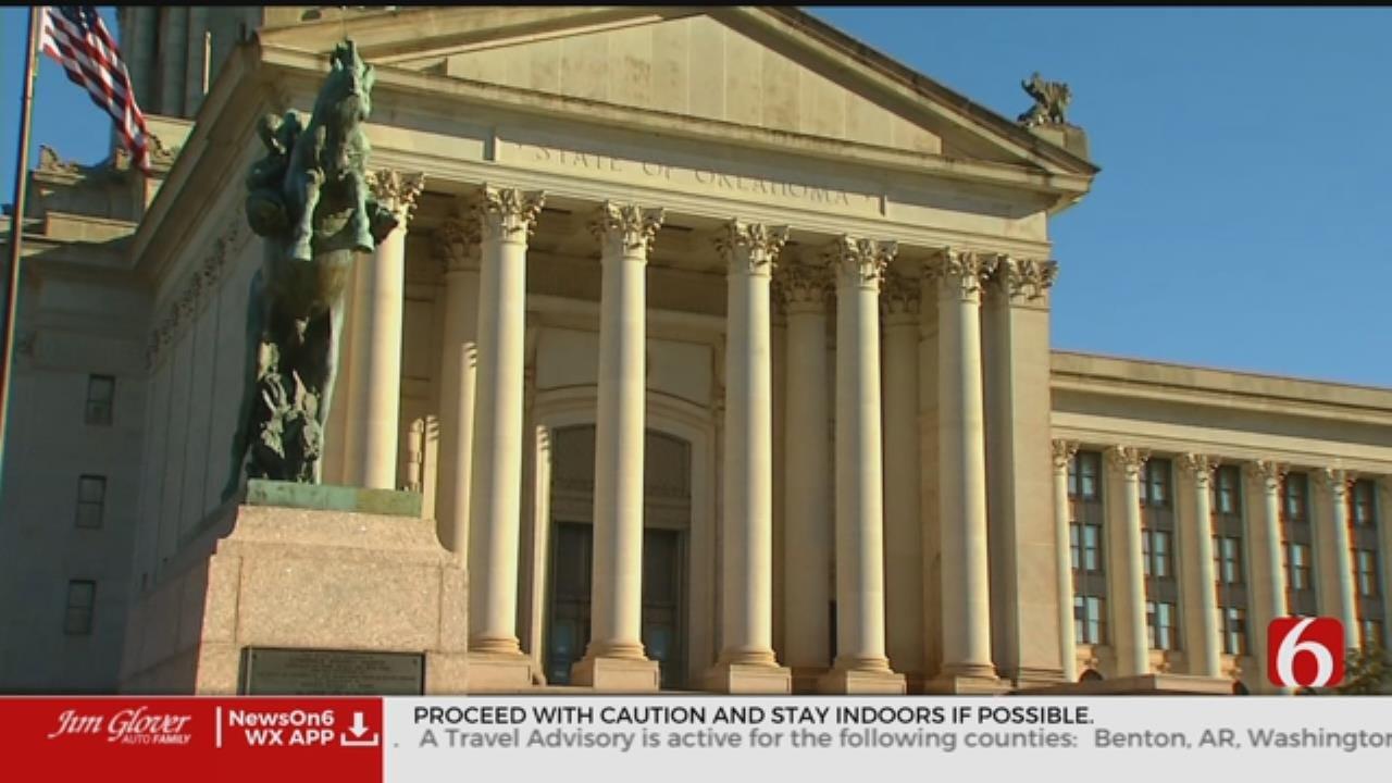 Oklahoma Legislators Advance Bills For Constitutional Carry, Teacher Pay Raise