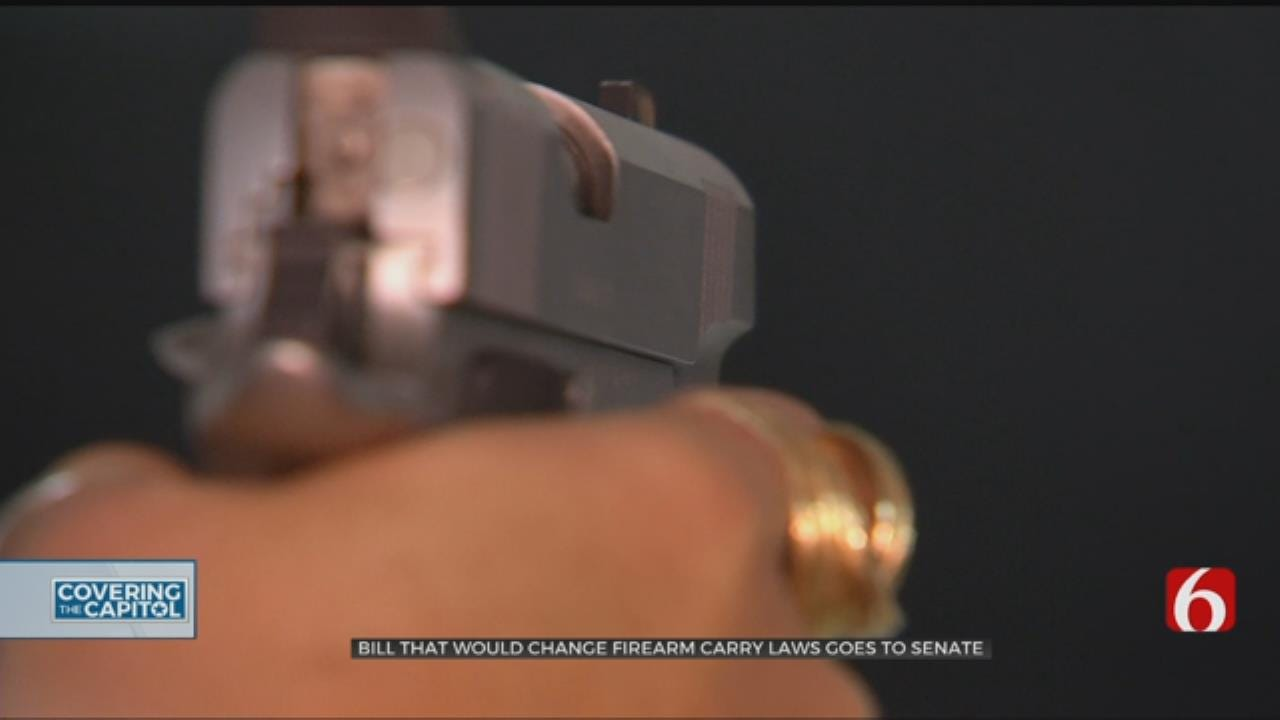 Constitutional Carry Passes In The House Of Representatives