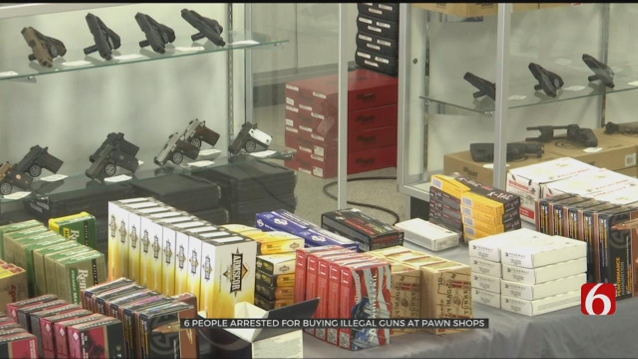 U.S. Attorney's Office Cracking Down On Illegal Gun Purchases