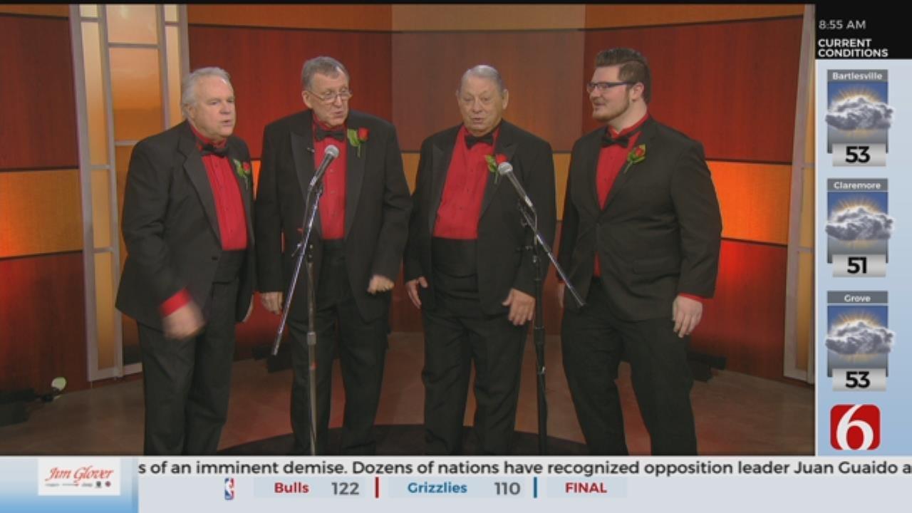 Tulsa Tones Singing Valentine
