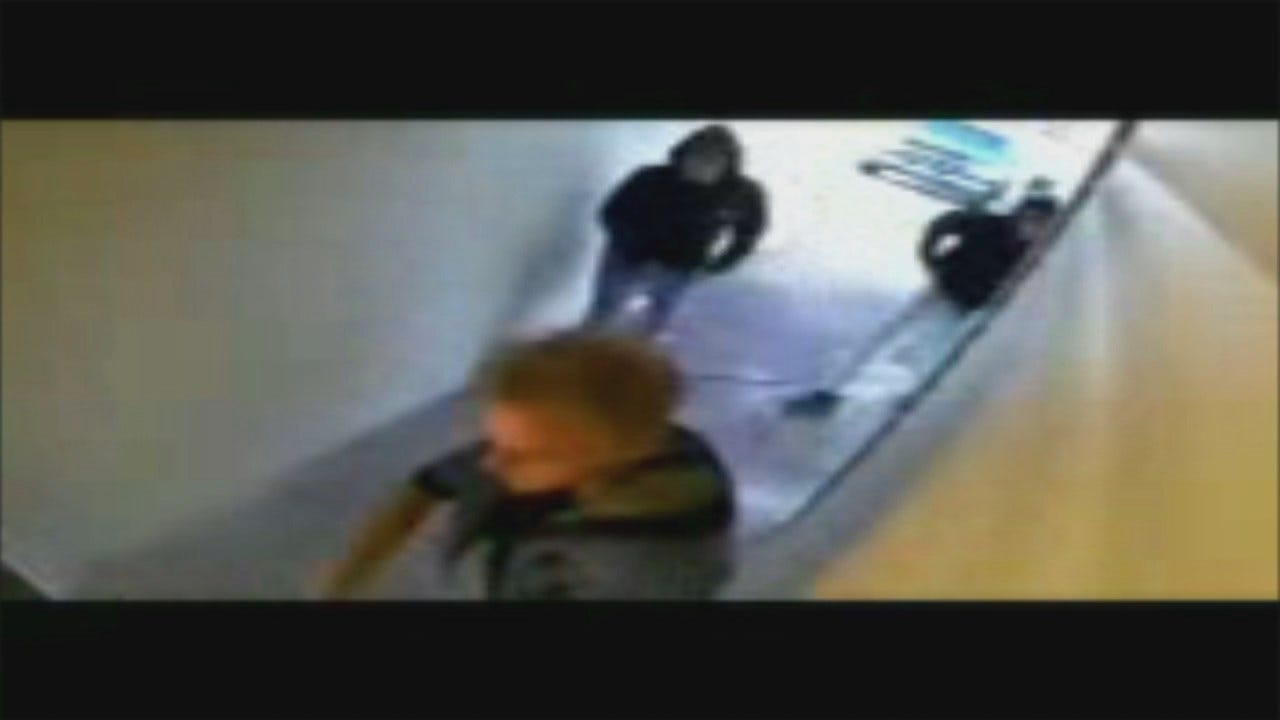 WATCH: Home Owner Shoots Back During Armed Robbery Attempt