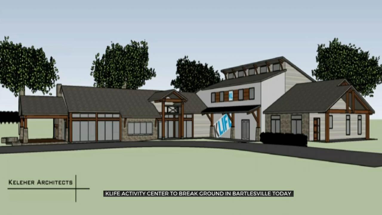 KLIFE Plans New Facility For Bartlesville Kids