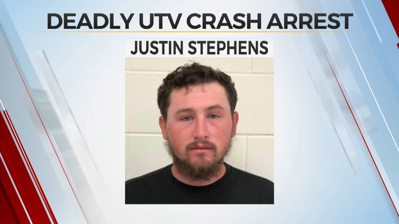 Okmulgee County Man Arrested After Deadly UTV Crash