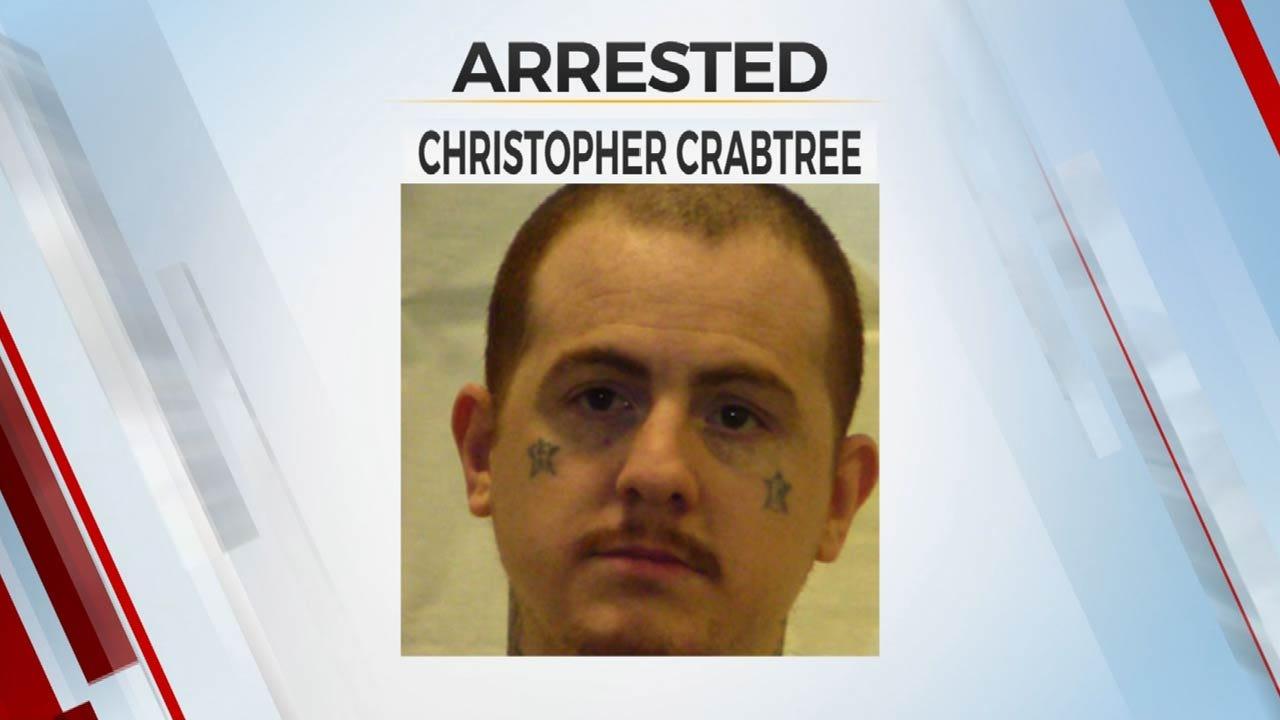 Tulsa Man Returns To Scene Of Crime & Gets Arrested, Police Say