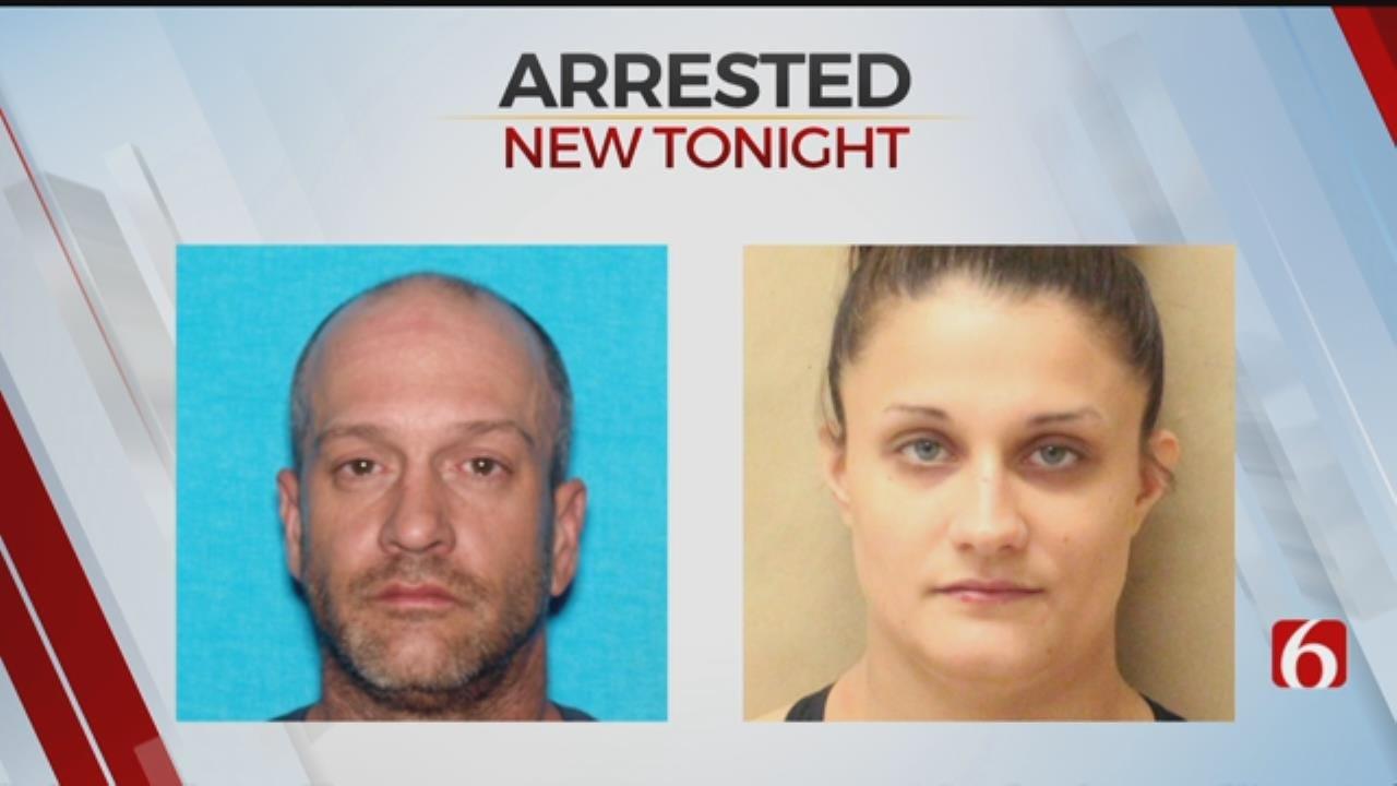 U.S. Marshals Task Force Brings In Two Wagoner County Fugitives