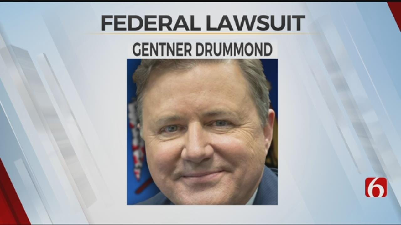 2018 Oklahoma Attorney General Candidate Sued By Federal Government