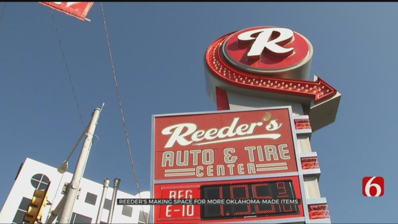 Long-Standing Tulsa Gas Station Makes Room For More Oklahoma Products