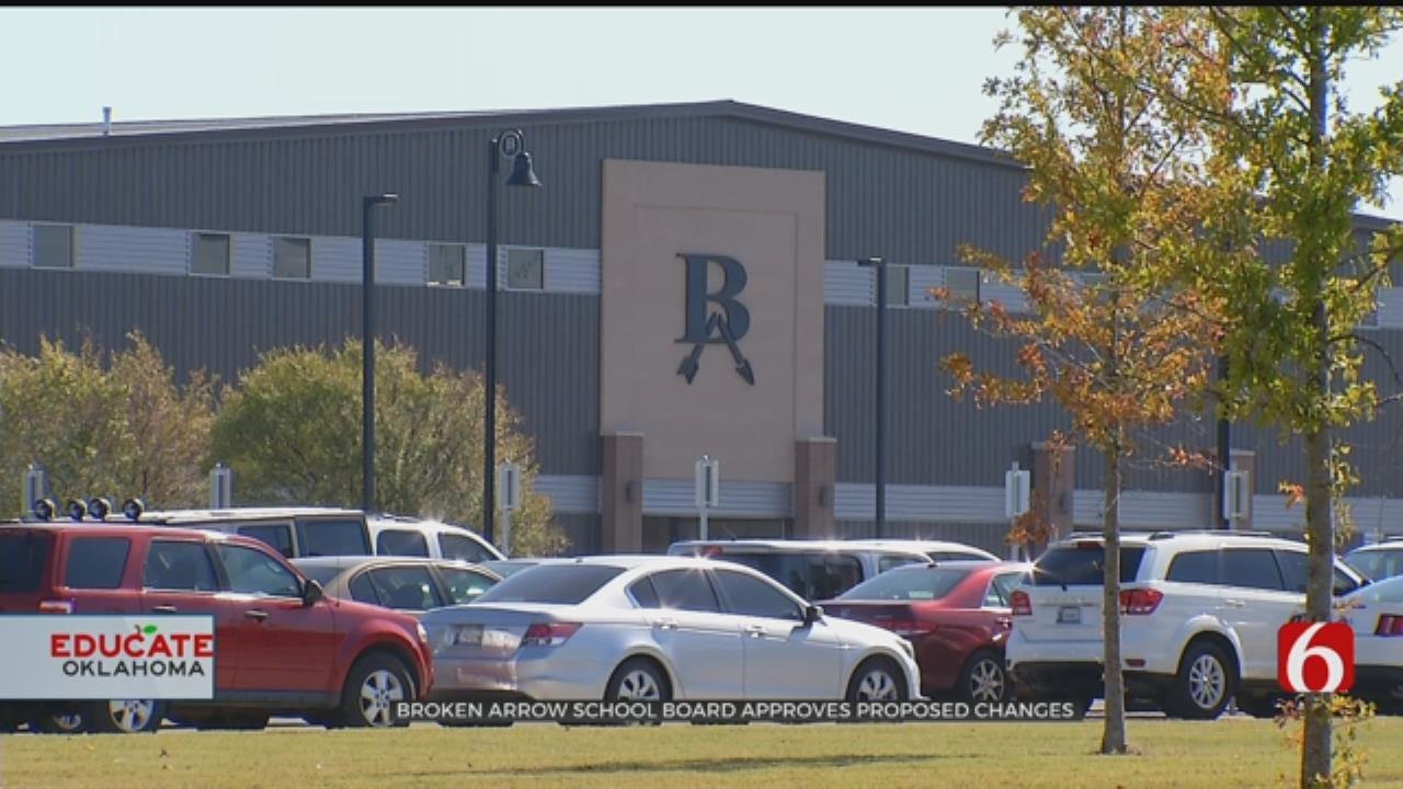 Broken Arrow School Board Votes To Add New Facilities To High School