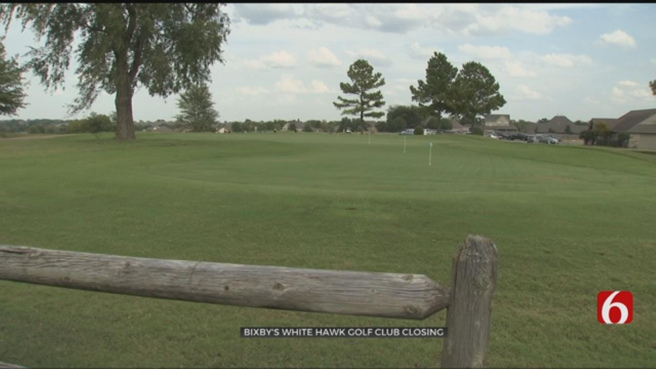 Bixby Golf Course Closing After More Than 25 Years
