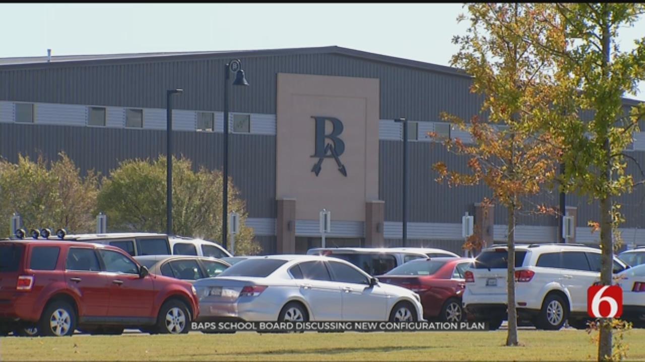 Broken Arrow School Board Meeting Has Big Plans For The District