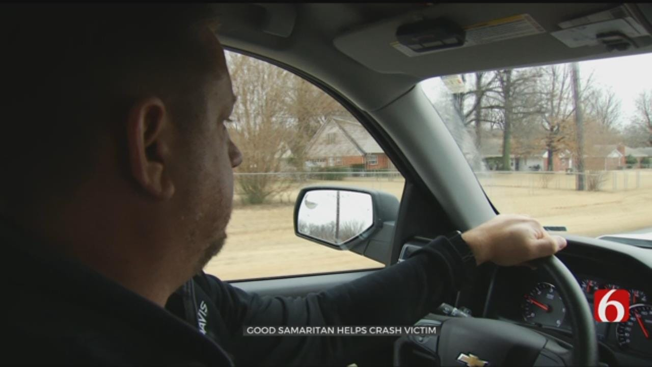 Good Samaritan Tracks Down Hit And Run Suspect