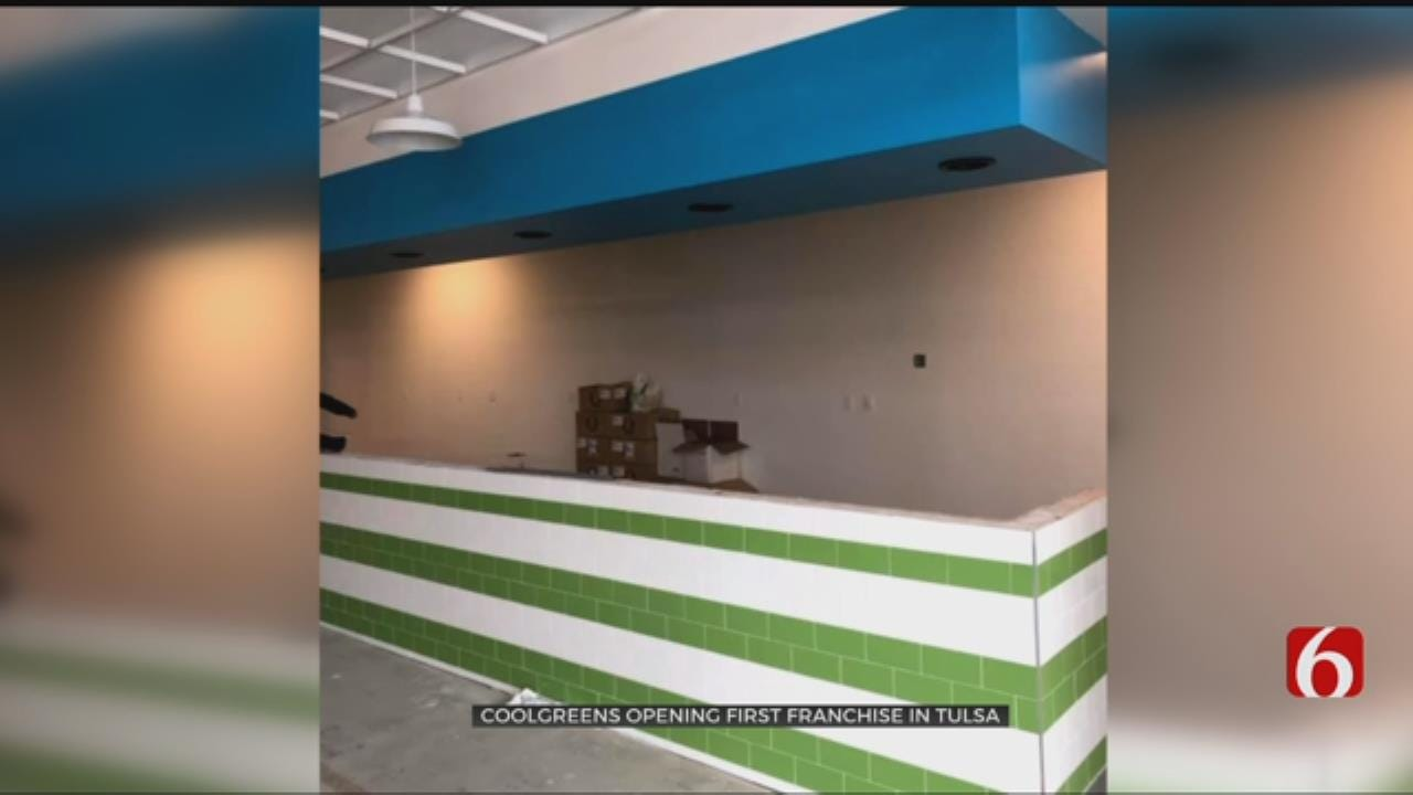 Oklahoma-Based Restaurant To Open First Franchise Location In Tulsa