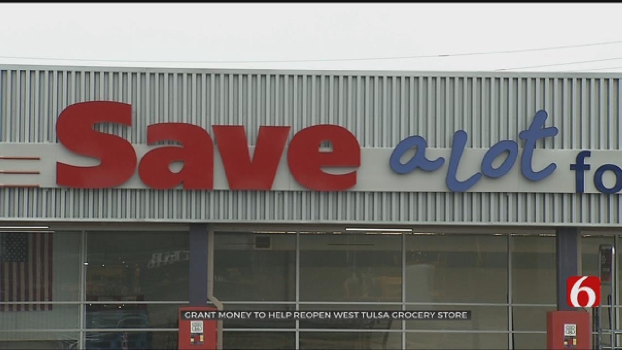 Doors Reopening At Crystal City's Save A Lot