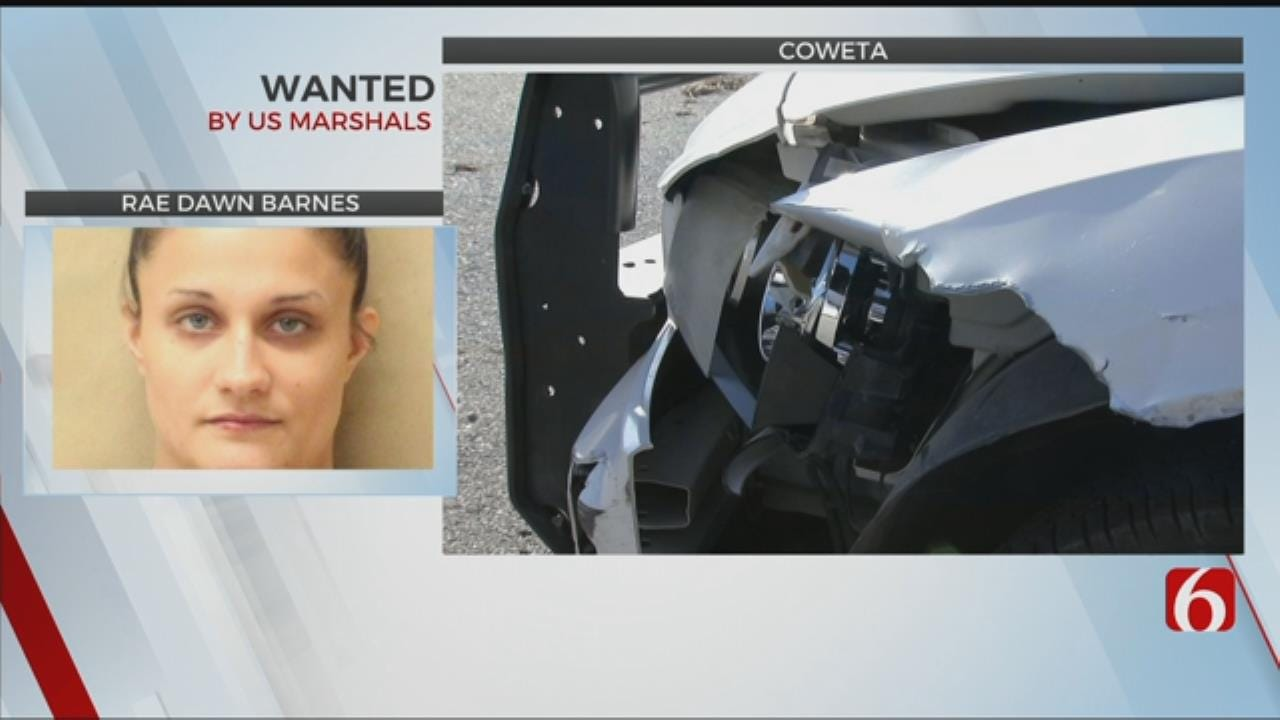 U.S. Marshals Search For Woman In Connection To Wanted Fugitive