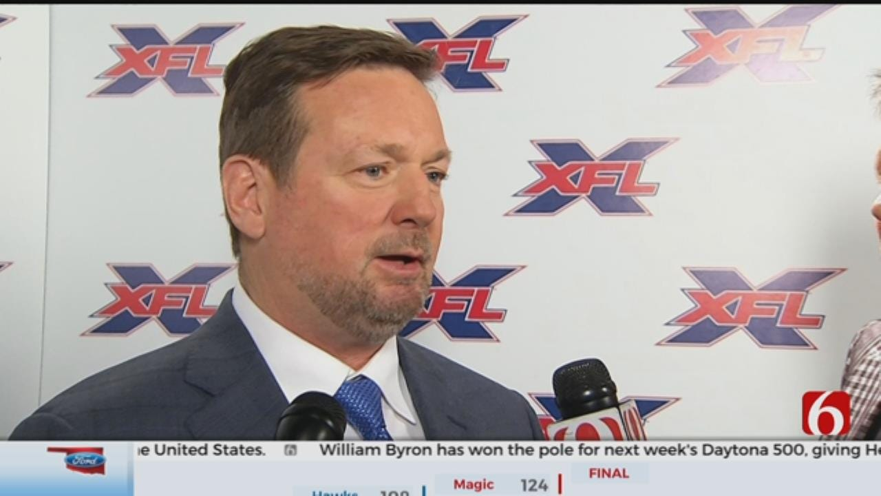 Bob Stoops coming out of retirement to coach in XFL