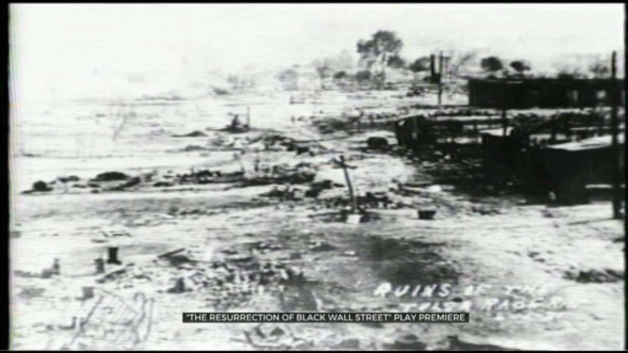 Play To Focus On Tulsa Race Massacre Through Eyes Of Survivors