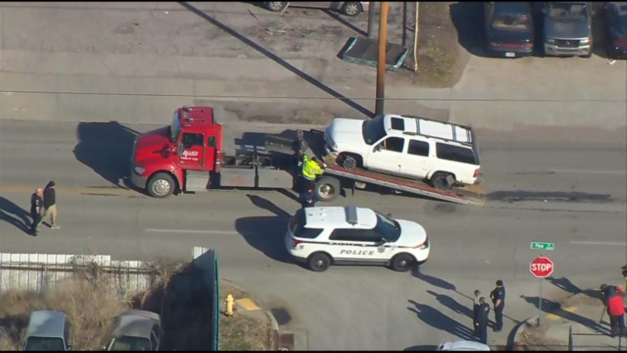 Osage SkyNews 6 HD: Burger King Robbery Suspects Arrested After Chase