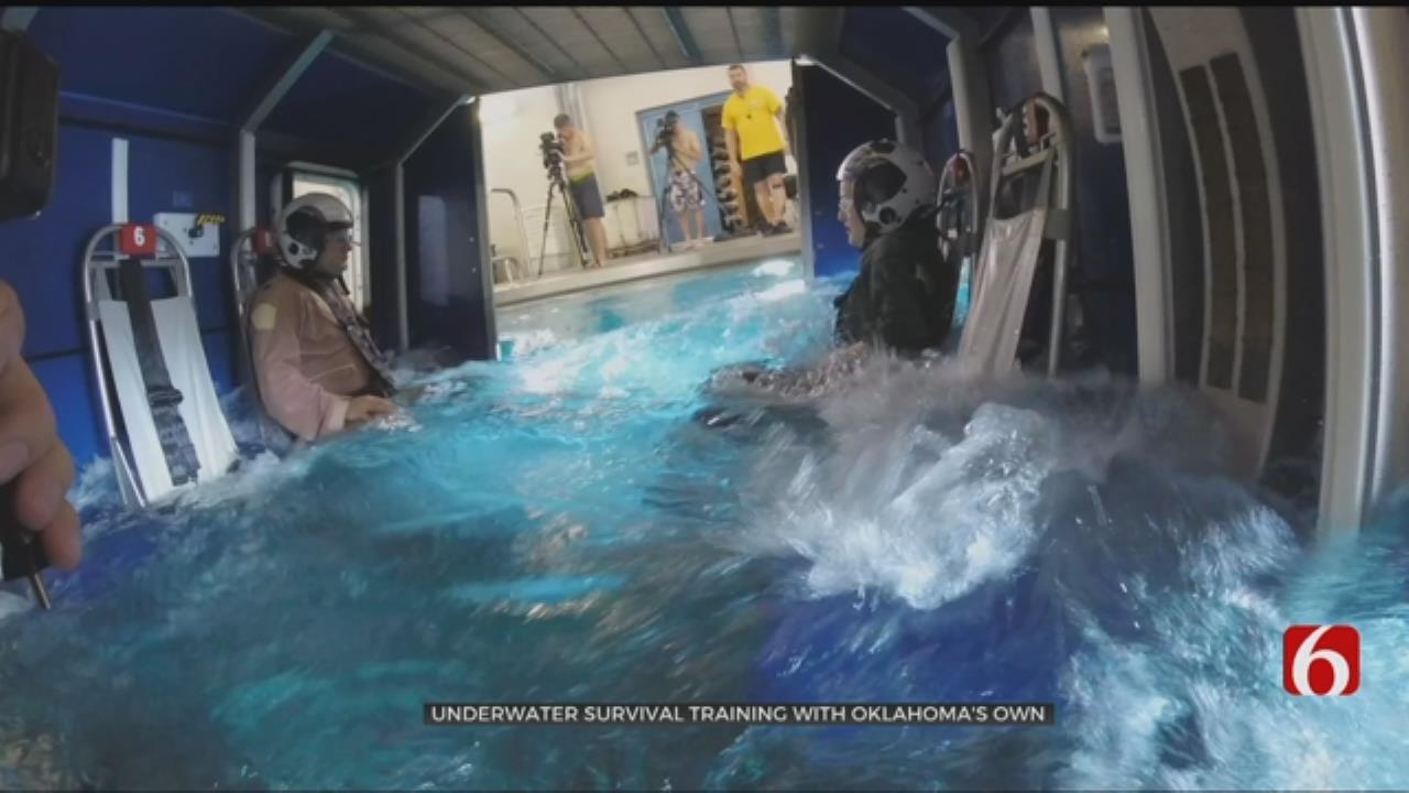 Oklahoma Sailors Experience Extreme U.S. Navy Training