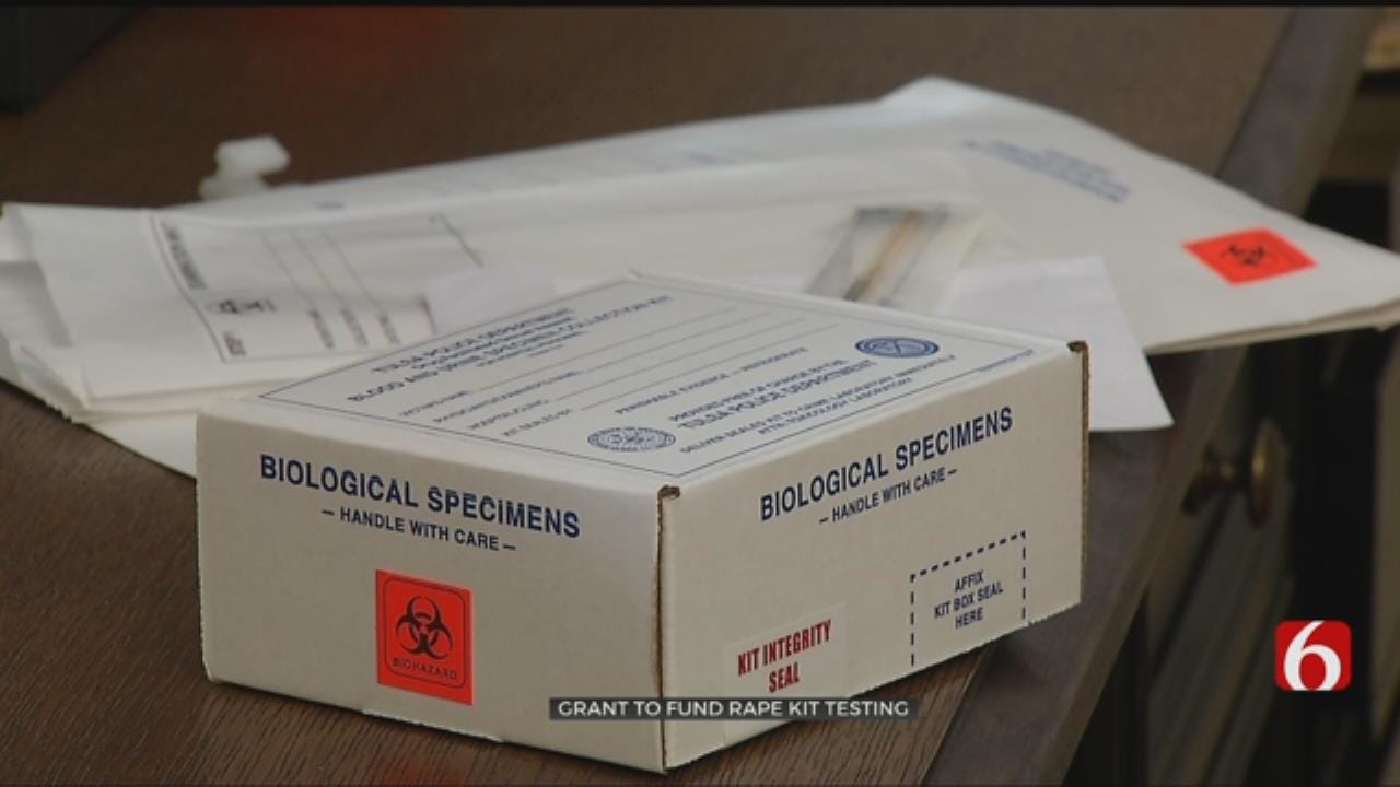 Grant Allows TPD To Test Over 700 Rape Kits