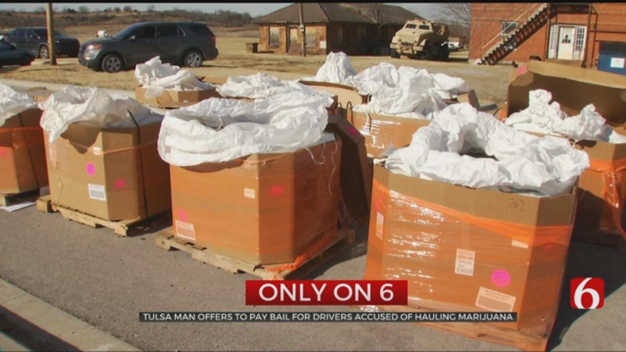 Tulsa Business Owner Says Pawhuska Police Made Mistake In Arresting 'Hemp' Transporters